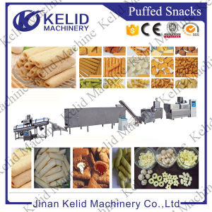 Inflating Snacks Food Making Machinery pictures & photos