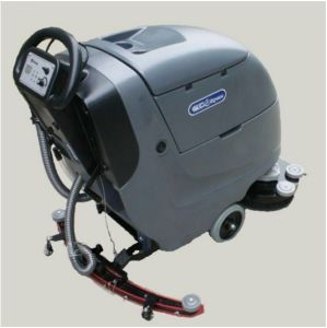 Automatic Floor Scrubber with 24V Battery pictures & photos