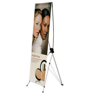 Advertising Custom X Banner for Sale pictures & photos