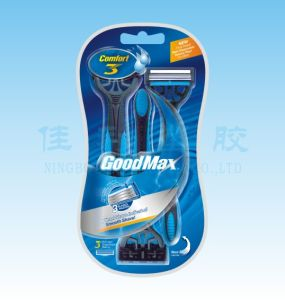 Four Blade Disposable Razor Shaver pictures & photos