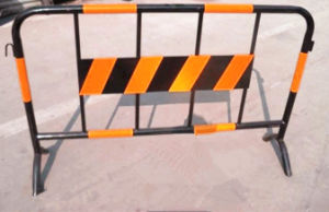 Traffic Barrier Crowd Control Barrier Temporary Isolation pictures & photos