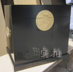 Chinese Style Antique Trunk pictures & photos