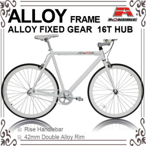 Alloy Frame Fixed Gear Track Bike (KB-700C-03) pictures & photos