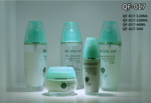 The Sprayer Style Cosmetic Bottle Glass Bottle From Cosmetic Packaging Excellent Manufacture Qf-044 pictures & photos