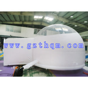 White Transparent TPU Inflatable Tent/The Grass Inflatable Tent pictures & photos