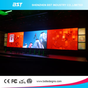 Most Cheap P1.6mm Small Pixel Indoor LED Display Screen pictures & photos