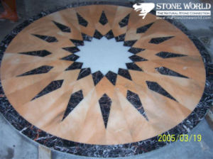 Polished Marble Pattern Border for Interior Decoration pictures & photos
