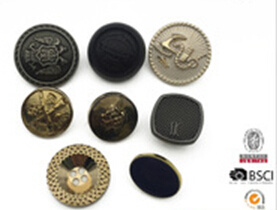 Fashion Metal Jeans Button for Garment (DFAB16001) pictures & photos