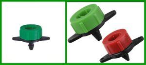 Flux Adjustable Plastic Irrigation Dripper (MS-8030) pictures & photos
