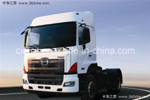 Hino Tractor Truck, Tow Tractor, Towing Vehicle pictures & photos