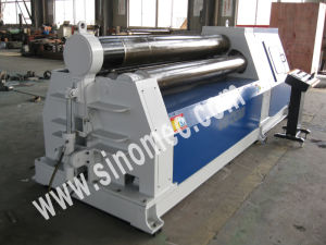 4 Roller Bending Machine, Hydraulic Rolling Machine pictures & photos