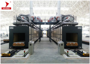 Tunnel Kiln for Bone China Tableware/Giftware pictures & photos