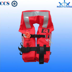 Competitive Manufacturer CE ISO-12402 Standard Marine Foam Lifejacket pictures & photos
