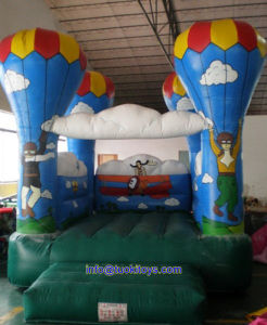 Newest Design Inflatable Bouncer for Kids (A105) pictures & photos