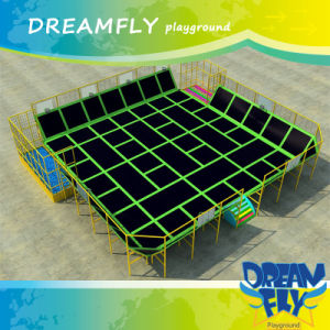 Popular Trampoline Park in Shopping Mall