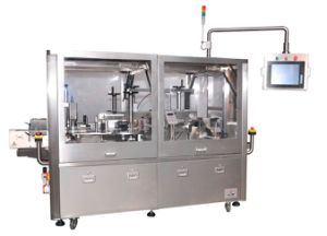 Double Side Position Labeling Machine/Labeler pictures & photos