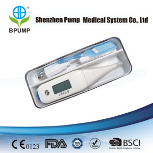 Electronic Clinical Bluetooth Thermometer with FDA Certificated