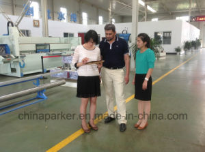 Jinan Parker Insulating Glass Machine Horizontial Desiccant Filling Machine pictures & photos