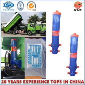 Professional Manufacturer Telescopic Hydraulic Tipper Cylinder for Dump Truck pictures & photos