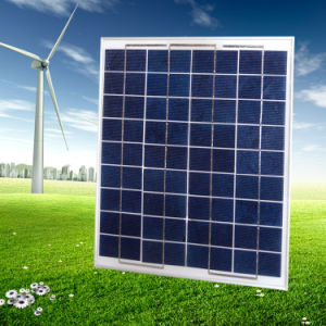 130-150watt Polycrystalline Solar Module/PV Solar Panel with TUV pictures & photos