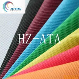 100%PP Nonwoven Fabric 75GSM pictures & photos
