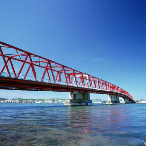 Wz-B005 Light Steel Structure Bridge Construction and Design pictures & photos