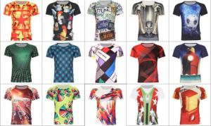 2016 New Style Full Sublimated T Shirts pictures & photos