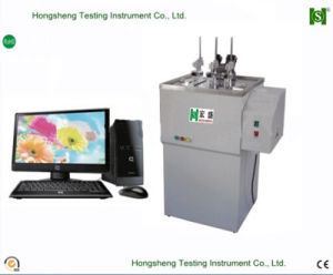 Heat Deflection Temprature Test Equipment for Plastic pictures & photos