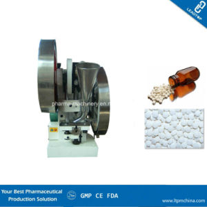 Small Size Hand Operated Tableting Making Machine pictures & photos