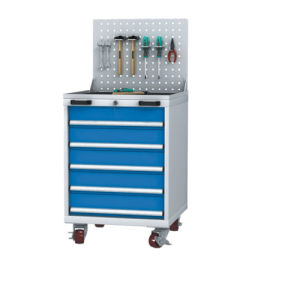 Special Storage Tool Trolley with 5 Drawers pictures & photos