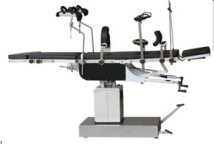 Manual Side-Manipulating Operation Table for Surgery Jyk-B7301c pictures & photos