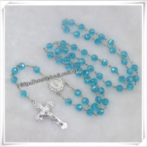 Factory Beads Rosary, Rosaries Necklace (IO-cr334) pictures & photos