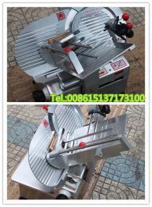 300mm blade Diameter Frozen Meat Roll Cutting Machine