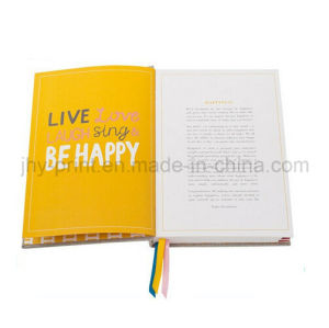 High Qaulity Full Color Hardcover Book Printing Service (jhy-334)