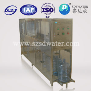 Middle Capacity Fully Automatic 5 Gallon Mineral Water Plant pictures & photos