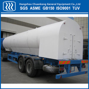 Lo2 Ln2 Lar Lco2 Transportation Tanker LNG Semi Trailer Tanker pictures & photos