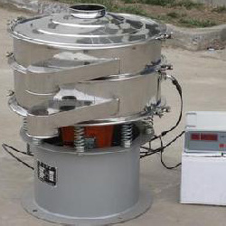 Powder Metallurgy Ultrasonic Vibrating Screen for Dry Powder pictures & photos