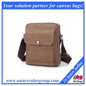 2016 Fashion Messenger Bag Canvas Bag Shoulder Bag pictures & photos