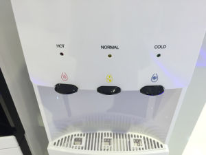 New Design Colorful Electric Hot Cold Warm Water Dispenser pictures & photos