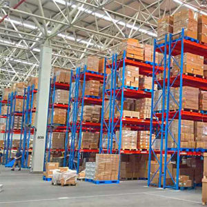 Heavy Duty Pallet Rack for Warehouse Storage pictures & photos