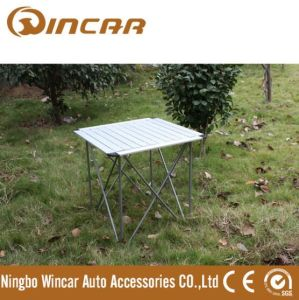 Outdoor Aluminum Folding Table Folding Portable Camping Table pictures & photos