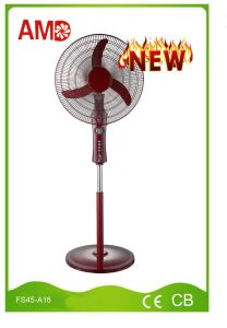"Hot-Sale Good Design 18"" Stand Fan with Ce CB Approved (FS45-A16) pictures & photos"