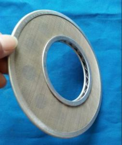 Stainless Steel Wire Mesh Filter for Petroleum Industry pictures & photos