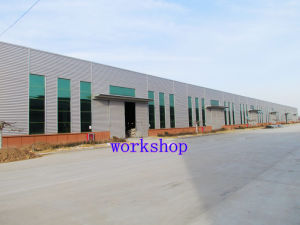Prefab Light Steel Structure Poultry House for One Stop pictures & photos