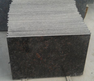 Polished Tan Brown Floor Tile Granite pictures & photos