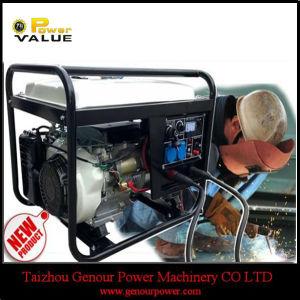 Gasoline 6kw 190A Welding Generator, Welder Generator, Portable Diesel Welding Generator pictures & photos