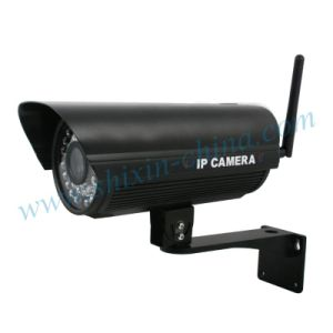 PAL/NTSC 420tvl Infrared Box IP WiFi Camera (IP-150HW) pictures & photos