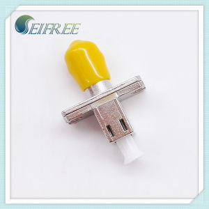 LC-St Female to Female Fiber Optic Adapter for ODF Optical Network pictures & photos