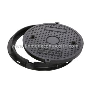 Composite Manhole Cover with 2 Screw pictures & photos