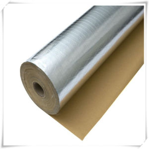 Kraft Paper Reinforced Aluminium Foil to Making Bags pictures & photos